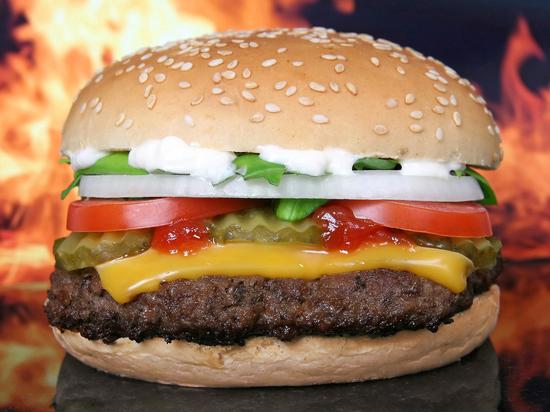 ПОТРЕБИТЕЛЬ: Генетически модифицированная «начинка» гамбургеров