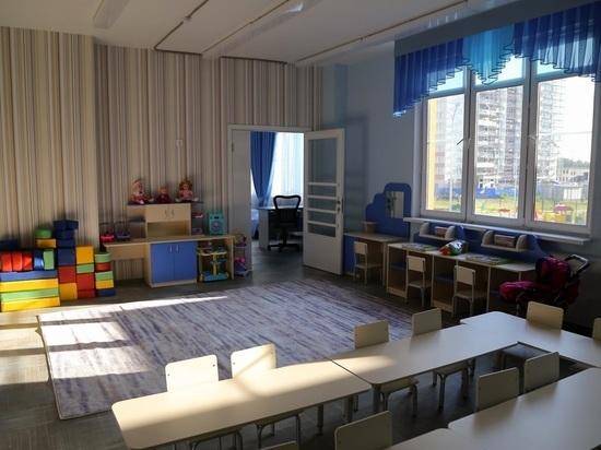 Детский сад в микрорайоне «Цветы» готов к работе
