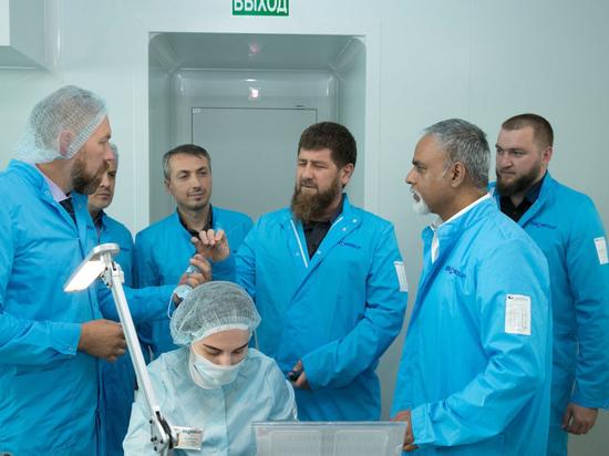 Производство медицинских инструментов запускают в Грозном
