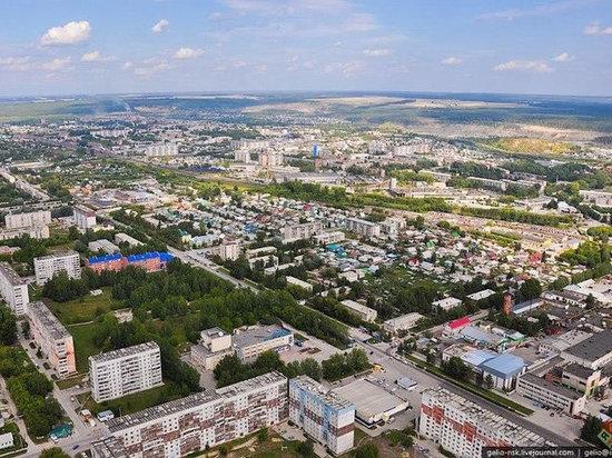 Город в Новосибирской области стал одним из самых грязных в России