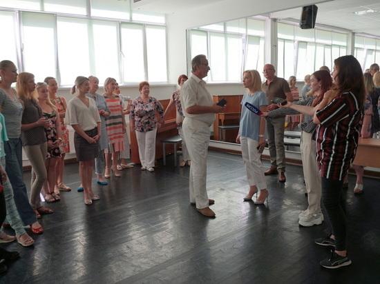 Хореографическая школа в Ставрополе получит новые залы