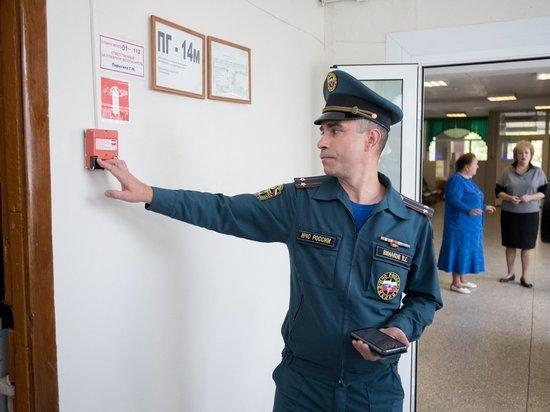 Новосибирских школьников будут эвакуировать весь сентябрь