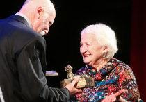 85-летняя актриса Волковского театра завоевала приз на престижном кинофестивале