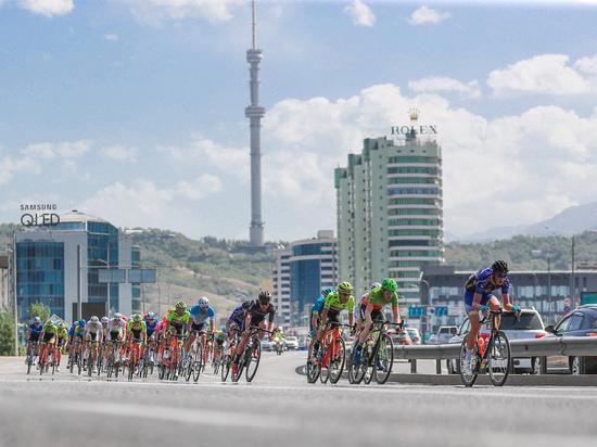 Казахстанская велогонка Tour of Almaty-2019 – соревнование для сильнейших