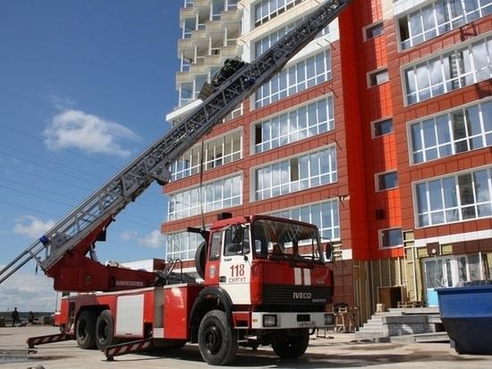 В Югре подвели итоги конкурса среди подразделений федеральной противопожарной службы