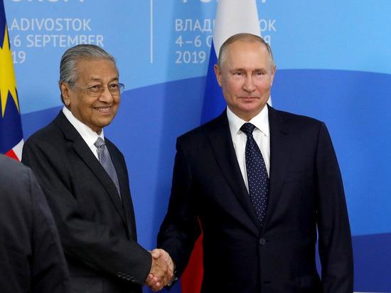 Премьер Малайзии выразил сомнение в нейтральности расследования крушения MH17