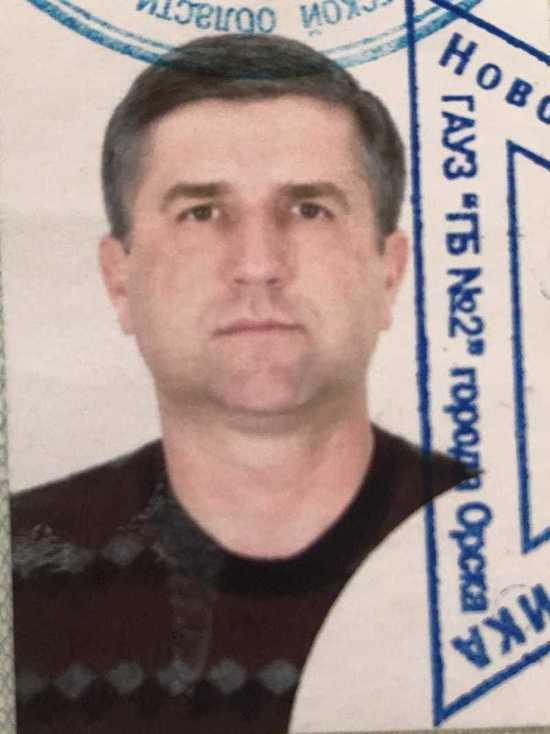В Оренбургской области продолжаются поиски Юрия Столярова