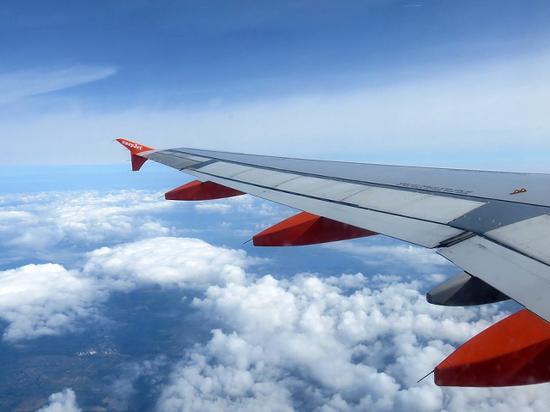 Пассажир самолета заменил не вышедшего на работу пилота