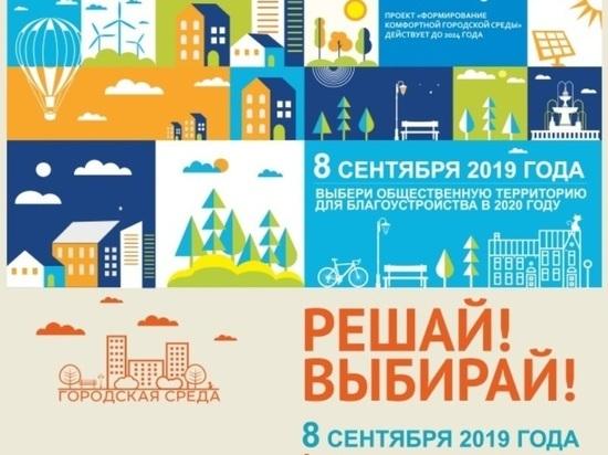 Судьбу проектов по благоустройству Ставрополя решат избиратели