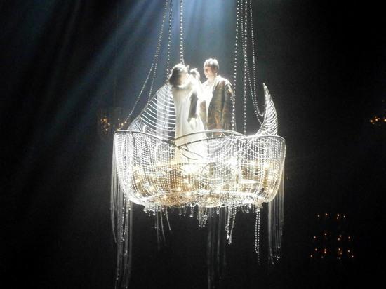 Новый театральный сезон в Тюмени откроется спектаклем о большой любви