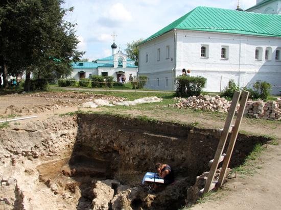 В Владимирской области нашли тронный зал Ивана Грозного