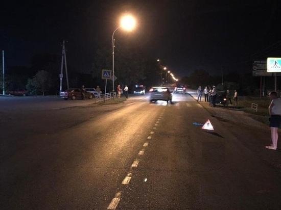 Водитель «Оки» в Брюховецкой сбил пешехода