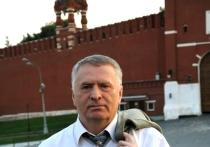 Жириновский: «Нужно строго контролировать чиновников!»