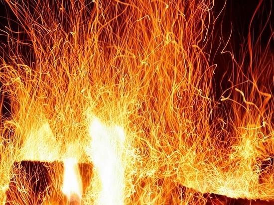 С наступлением осени пожары в Оренбуржье не прекратились