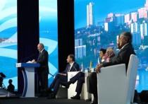 Выступая на Восточном экономическом форуме во Владивостоке, Владимир Путин прокомментировал участие молодежи в уличных процессах и порассуждал на тему, «наши» или «не наши» молодые оппозиционные активисты и ответил на вопрос, не стоит ли к ним относиться помягче