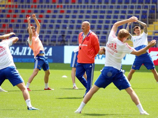 Честная сборная России: без Дзюбы, но с украинцем в атаке