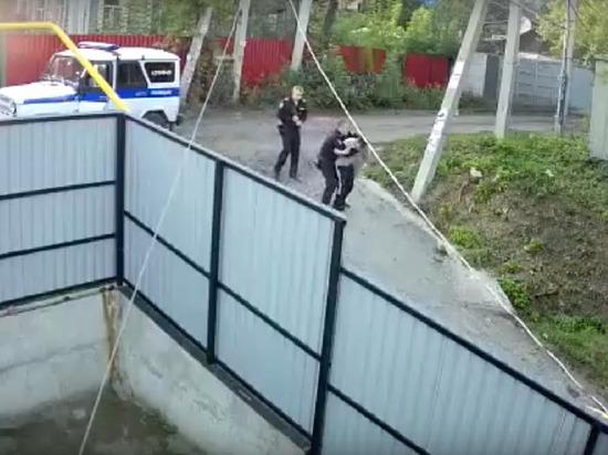 Росгвардеец, напавший на новосибирца, стал фигурантом уголовного дела