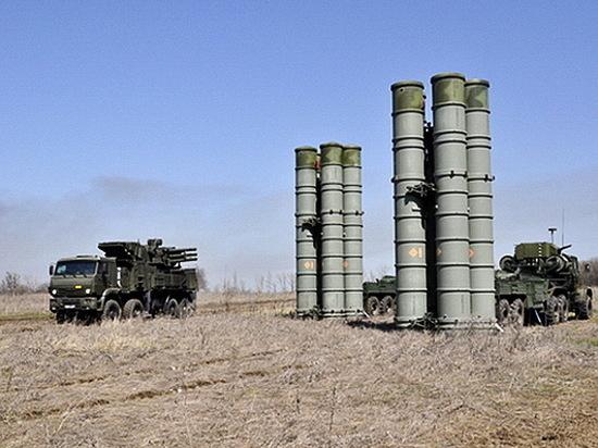 В распоряжение воронежских военных прибыли модернизированные С-300