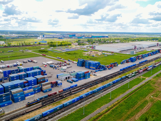 Из Калужской области в Китай запустят агроэкспрессы