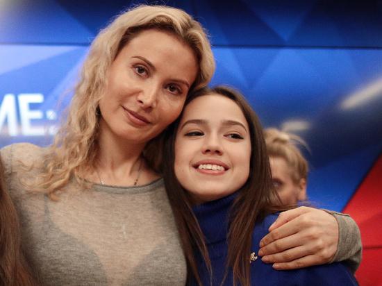 Загитова рассказала о секрете успеха группы Тутберидзе