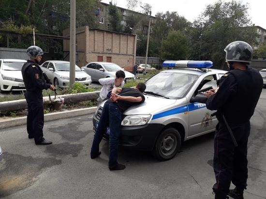 В Орске звонок бдительной гражданки помог задержать подозреваемого в убийстве