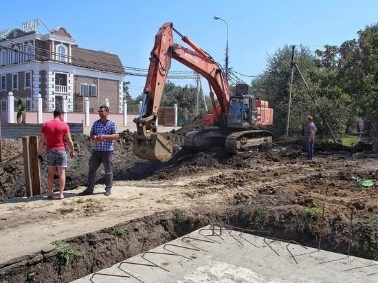Частный сектор в Пашковском районе Краснодара подключат к централизованной канализации