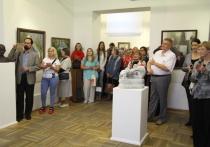 В НГВК открылась традиционная осеняя выставка