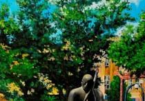 Работы калмыцких художников впервые выставлены в Азове