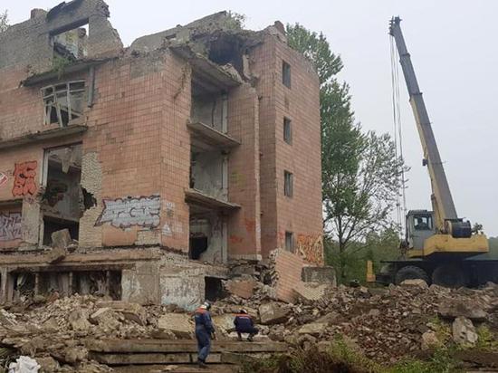 Подробности обрушения пансионата в Подмосковье: названы фамилии жертв