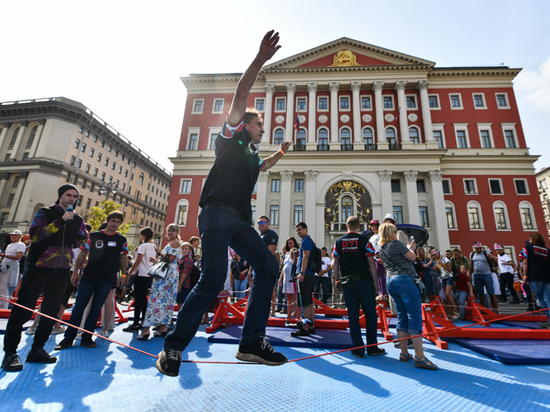 День города в Москве 2019: программа праздника