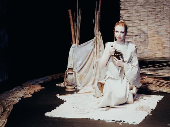 Театр из Нью-Йорка покажет в Москве спектакль о жизни Бориса Пастернака