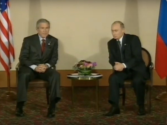 Экс-аналитик ЦРУ: Путин предупреждал Буша об атаке 11 сентября