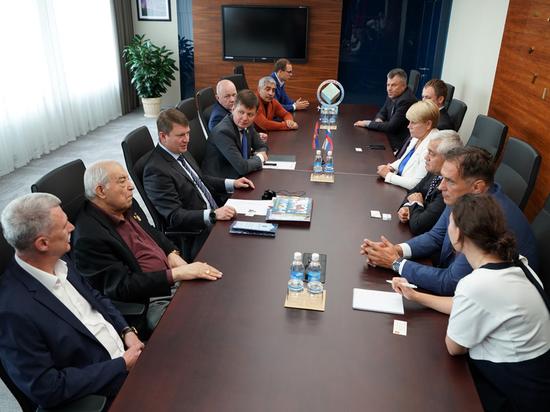 Красноярск претендует на проведение чемпионата мира по борьбе