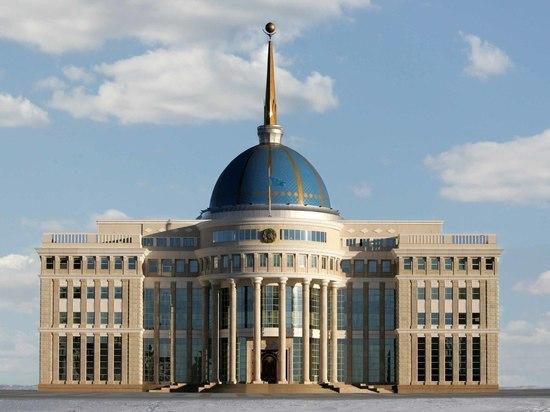 Ребрендинг власти в Казахстане