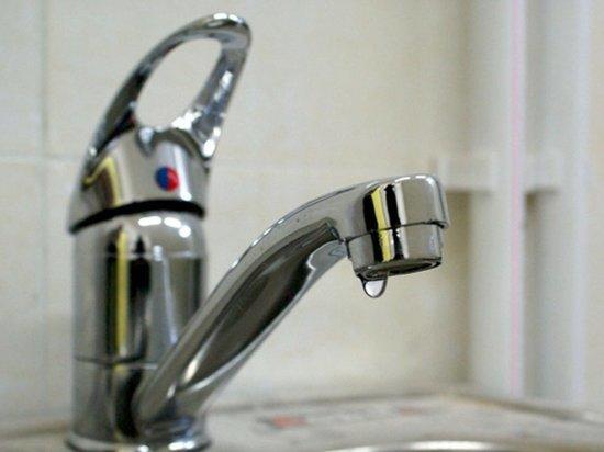 9 сентября на двух улицах Оренбурга не будет холодной воды