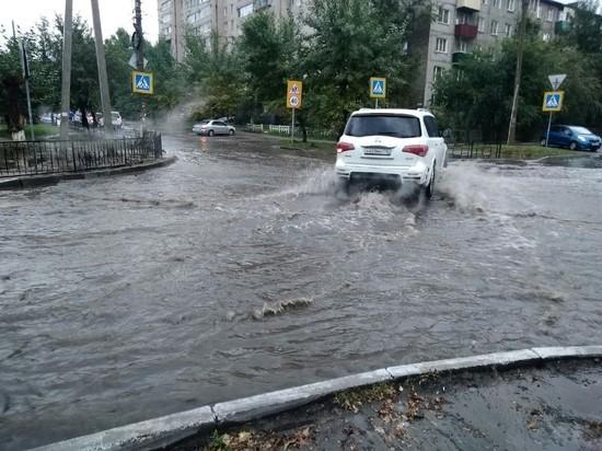 Улицы-реки, бордюры-берега: почему Чита уходит под воду после каждого ливня