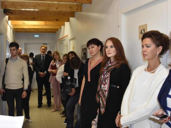 В Перми открылась экспозиция «История пермской школы»