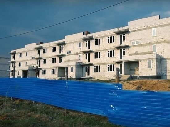 Названы условия замены застройщика ЖК «Окский берег»
