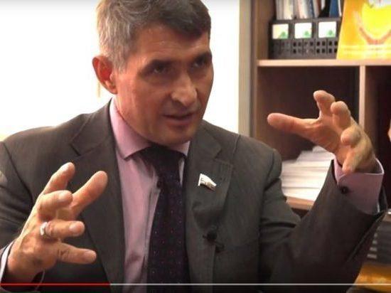 Депутат Госдумы Олег Николаев вновь на фальстарте: суетлив, спешит