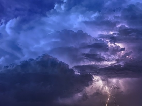 Грозы с градом и шквалистым ветром прогнозируются на Ставрополье