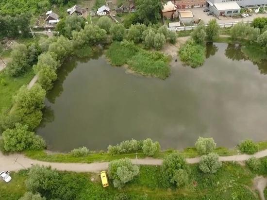 Бийское озеро будет очищено по федеральной программе