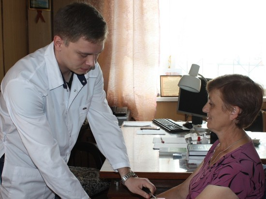 Специалисты медотряда РязГМУ осмотрели около 90 жителей села Полково
