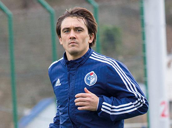 Тренерский штаб воронежского «Факела» пополнил Александр Дутов