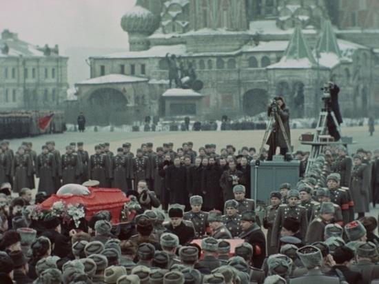 Фильм о вожде создан на основе запрещенной советской картины