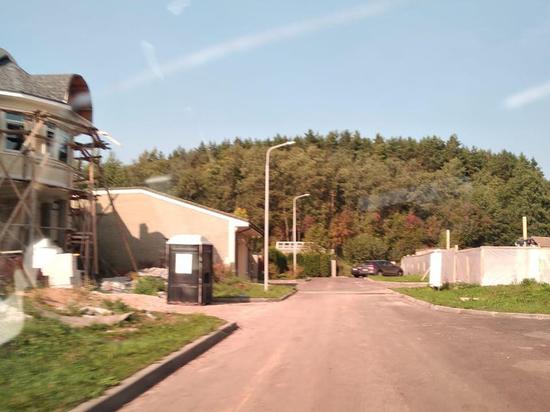 Массовые задержания приезжих прошли вблизи дома Памфиловой