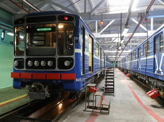 Первый модернизированный состав вышел на линию нижегородского метро
