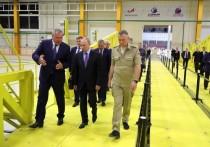 """Владимир Путин прилетел на космодром """"Восточный"""", чтобы лично разобраться, что происходит на главной и одновременно самой скандальной стройке страны"""