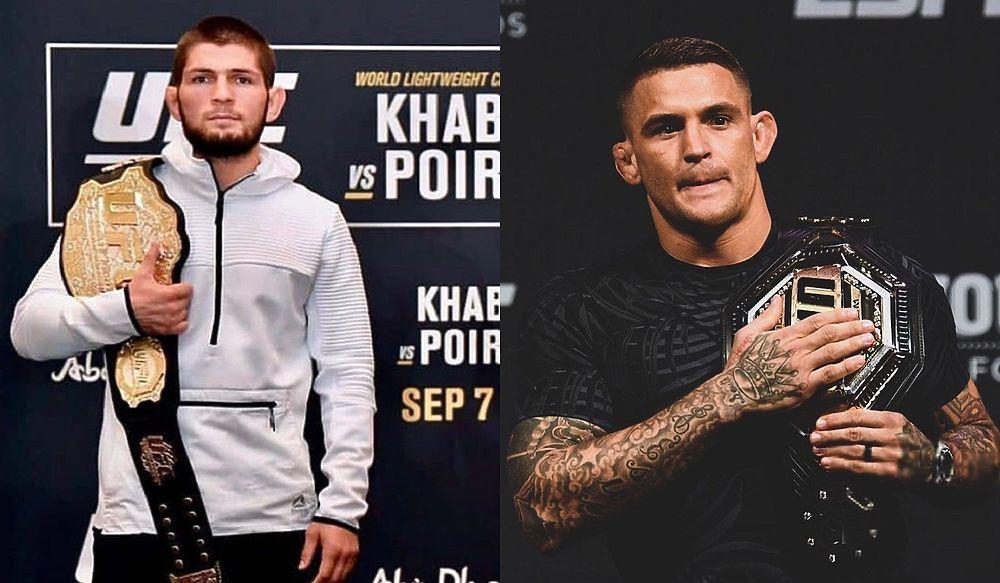 История двух чемпионов: как Хабиб и Порье захватывали легкий дивизион UFC