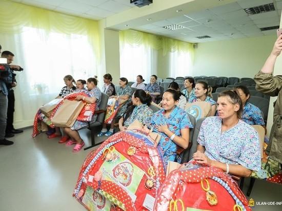 В День города Улан-Удэ родились 16 детей
