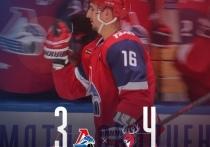 «Локомотив» проиграл второй домашний матч